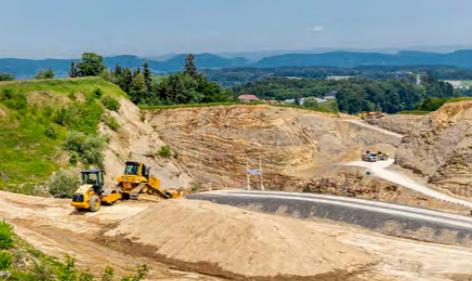 Beton für den Bau - Köpfte für das Bundeshaus